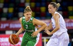 Lietuvos krepšininkės kurčiųjų olimpinėse žaidynėse kovos dėl aukso
