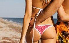 Vasaros nuodėmės: didžiausia moterų klaida ir pastaba vyrams