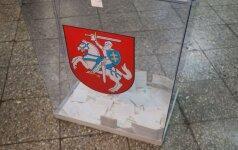 Marijampolės rinkimų komisija baigia registruoti norinčius kandidatuoti į merus
