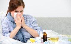 Natūralūs ir greiti būdai įveikti peršalimą