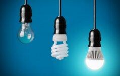 LED lemputės - kodėl vertėtų jas įsigyti