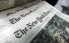 """""""New York Times"""" atakavę programišiai paskelbė žinutę apie esą Rusijos ruošiamą raketų smūgį JAV"""