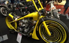 Custom Bike Show Bad Salzuflen 2016 parodos eksponatai