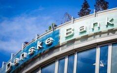 """Trečiąjį ketvirtį """"Danske Bank"""" pelnas mažėjo"""