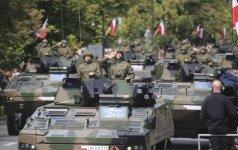 Lenkijoje sulaikytas atsargos karininkas, įtariamas šnipinėjimu Rusijos naudai