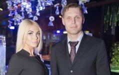 Viktorija Staponaitė ir Edgaras Janauskas