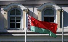 ES dar metams pratęsė tebegaliojančias sankcijas Baltarusijai