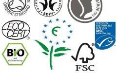 Kaip atpažinti ekologišką produktą? To prisipažįsta nežinantys du trečdaliai lietuvių