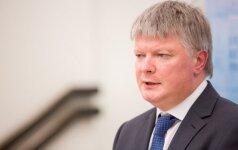 Aplinkos ministras apie atliekų rūšiavimo ir miškų sistemos pertvarką