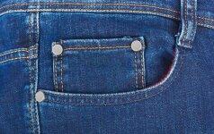 Ar kada pagalvojote, kam reikalingos tos sagos jūsų džinsų kišenėse? Priežastis įdomesnį nei tikėjotės