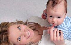 Ryšys tarp motinos ir vaiko dar stipresnis, negu manyta