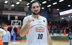 "G. Orelikas ir ""Banvit"" komanda triumfavo Turkijos taurės finale"