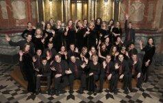 """Vilniaus universiteto choras """"Pro Musica"""""""