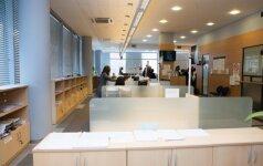 Panevėžio VMI atlieka tarnybinį patikrinimą dėl galimai neblaivaus darbuotojo