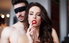 5 vyro ydos, atbaidančios moterį nuo sekso