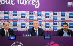 FIBA į Eurolygos pasiūlymą sureagavo – pateikė savo alternatyvų kalendorių