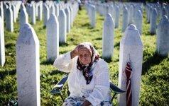 Teismas: Nyderlandų vyriausybei tenka dalis kaltės dėl Srebrenicos žudynių