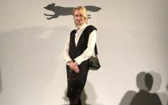 """Kamilė Kaselytė su """"Laura Daili"""" drabužiais"""