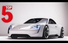 """""""Porsche"""" įvardijo savo penkis geriausius visų laikų koncepcinius modelius"""