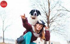 Moters pašaukimas – reabilituoti beglobius šunis