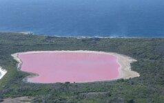 Mistiškiausias pasaulio ežeras: jo paslapties dar niekas neįminė