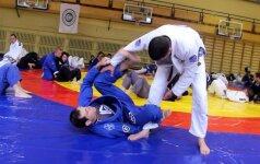 Atvirame Europos džiudžitsu čempionate lietuviai iškovojo du medalius