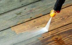 Patarimai, padėsiantys atnaujinti terasą