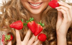 Braškės - skanus sveikatos šaltinis