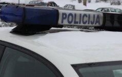 Mažeikiuose policijos pareigūnai rado vyriškio lavoną