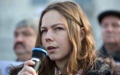 Šaltinis: N. Savčenko seserį persekioję rusai pasidavė