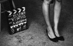 Vytauto Tinterio filmų pristatymas