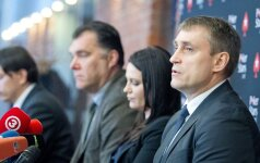 Paskelbtame rinktinės kandidatų sąraše – net 24-ios pavardės, bet nėra D.Lavrinovičiaus