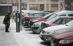 Sostinėje brangsta automobilių stovėjimas