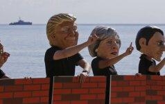 K. Girnius: JAV prezidento galia pirmą kartą apribojama