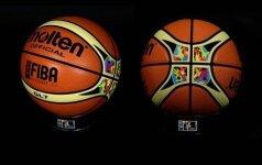 FIBA pristatė naują pasaulio čempionato kamuolį ir talismanus