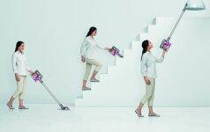 Šiuolaikiškas būdas, kaip valyti namus