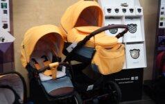 Pagrindiniai dalykai, kuriuos reikia žinoti renkantis kūdikio vežimėlį