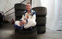 Jacques'as Villeneuve'as