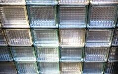 Stiklo blokeliai – ne tik gamykloms ir mokykloms