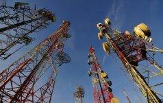 Telekomunikacijų bokštai