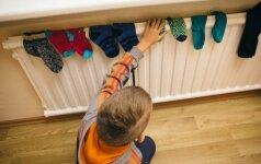 Vilniaus valdžia patvirtino šilumos kainą