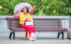 Orai: birželis atsisveikins tvankiais ir audringais orais