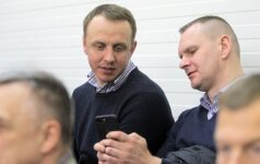 Iš Kinijos grįžęs Lietuvos rinktinės vairininkas treniruos gimtinės klubą