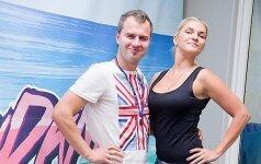Skaiva Jasevičiūtė ir Gintas Vaičikauskas
