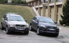 Seimas, automobiliai