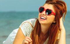 Patarimai, kaip išlaikyti gyvybingus plaukus vasarą