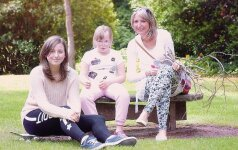 Dauno sindromą turinčią dukrytę auginanti šeima emigravo iš Lietuvos