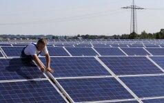 Kiek saulės jėgainė kainuoja verslui, ir kiek paprastam gyventojui?
