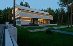 Lietuvių architekto namo projektas Turniškėse varžysis su pasaulio geriausiais