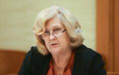 R. Šalaševičiūtė ketina įteikti premjerui atsistatydinimo pareiškimą